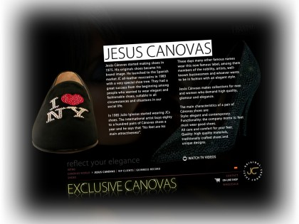 Exclusive Canovas